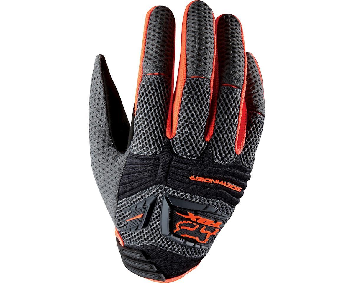 Fox Sidewinder Gloves Orange 10 9078 Org P