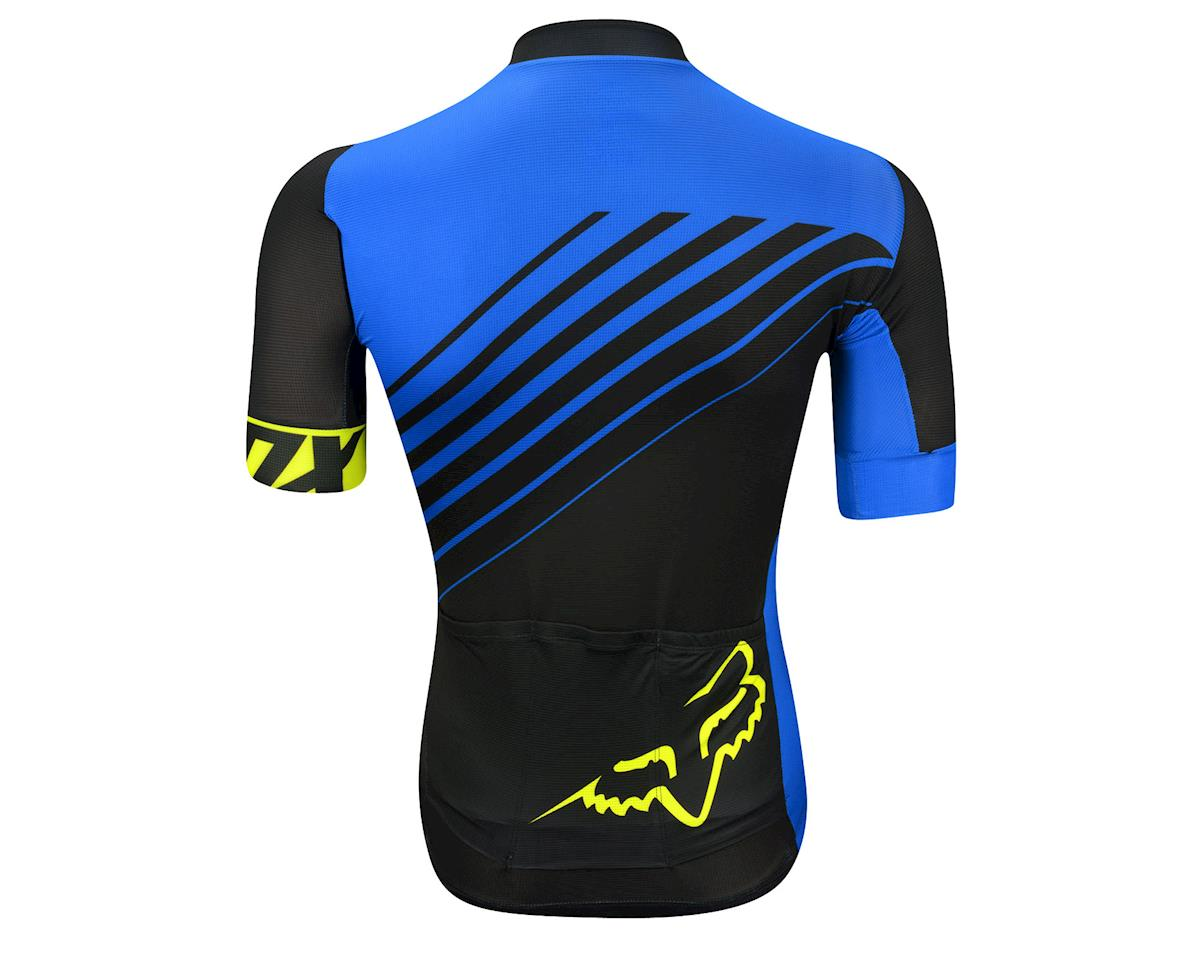 Fox Savant XC Race Short Sleeve Jersey - Limited Edition (Blue)