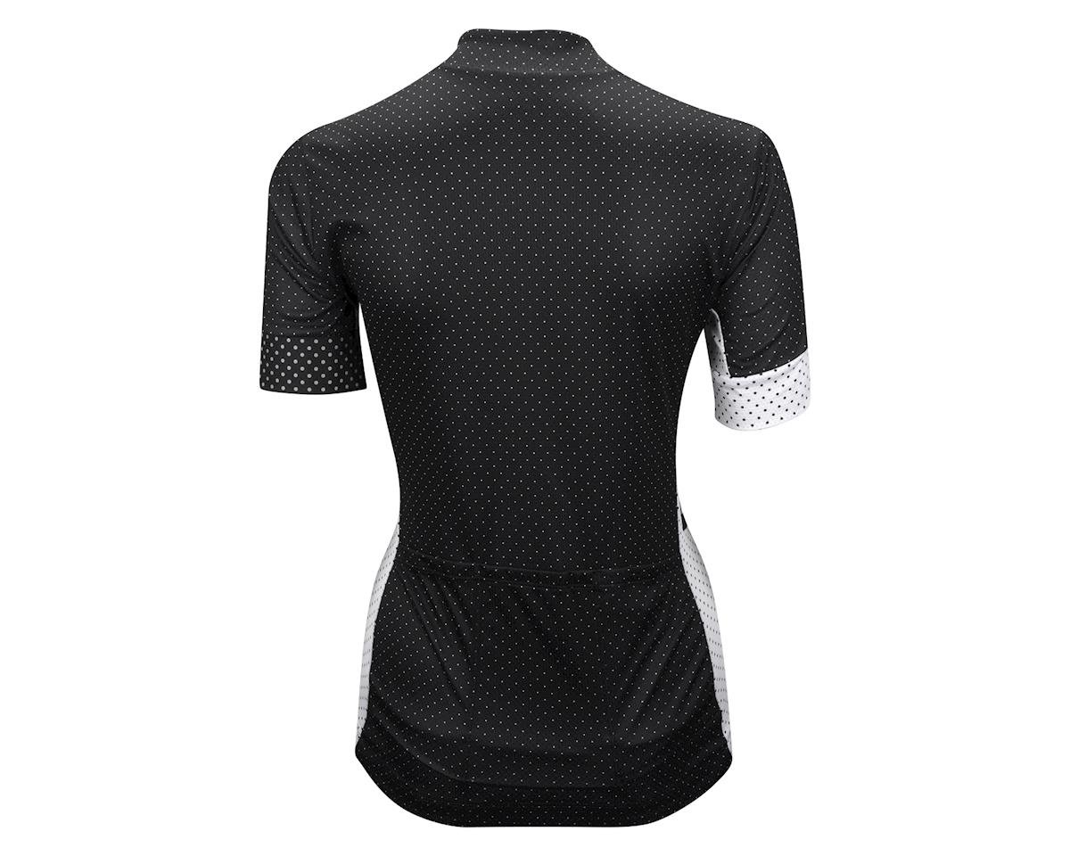 Fox Racing Women's Switchback Short Sleeve Jersey (Black/White)
