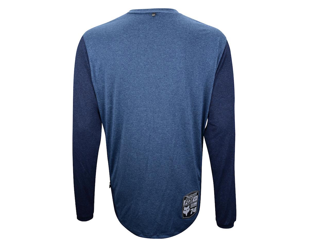 Fox Indicator Long Sleeve Jersey (Blue)