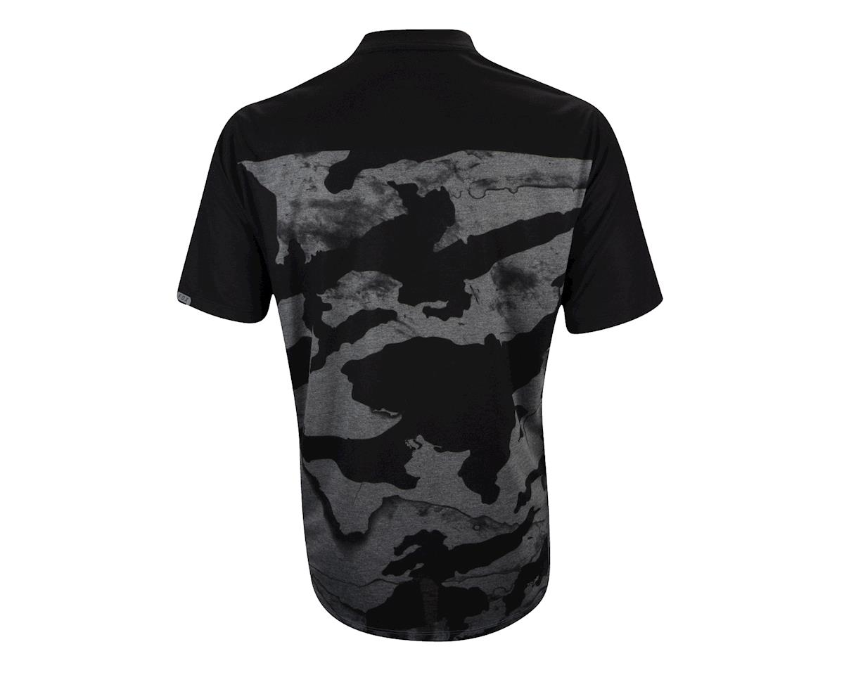 Fox Indicator Camo Short Sleeve Jersey (Black/Grey)