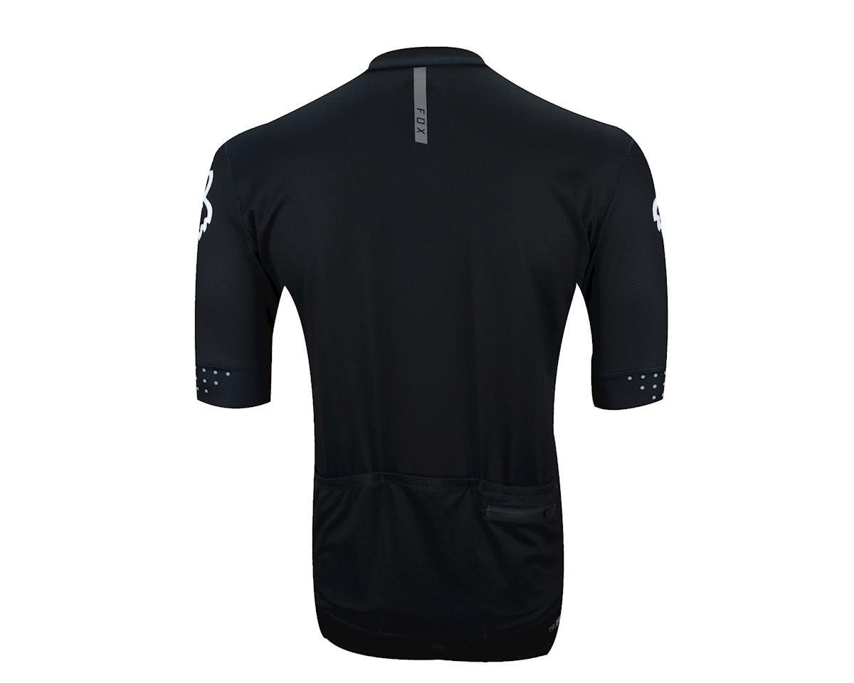 Fox Racing Ascent Short Sleeve Jersey (Black/White)