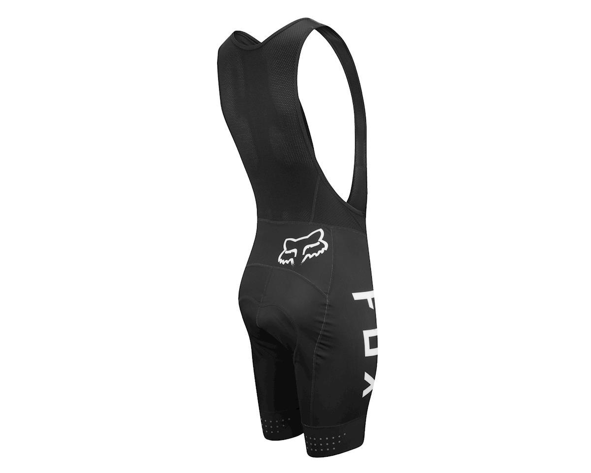 Fox Ascent Bib Shorts (Black/White)
