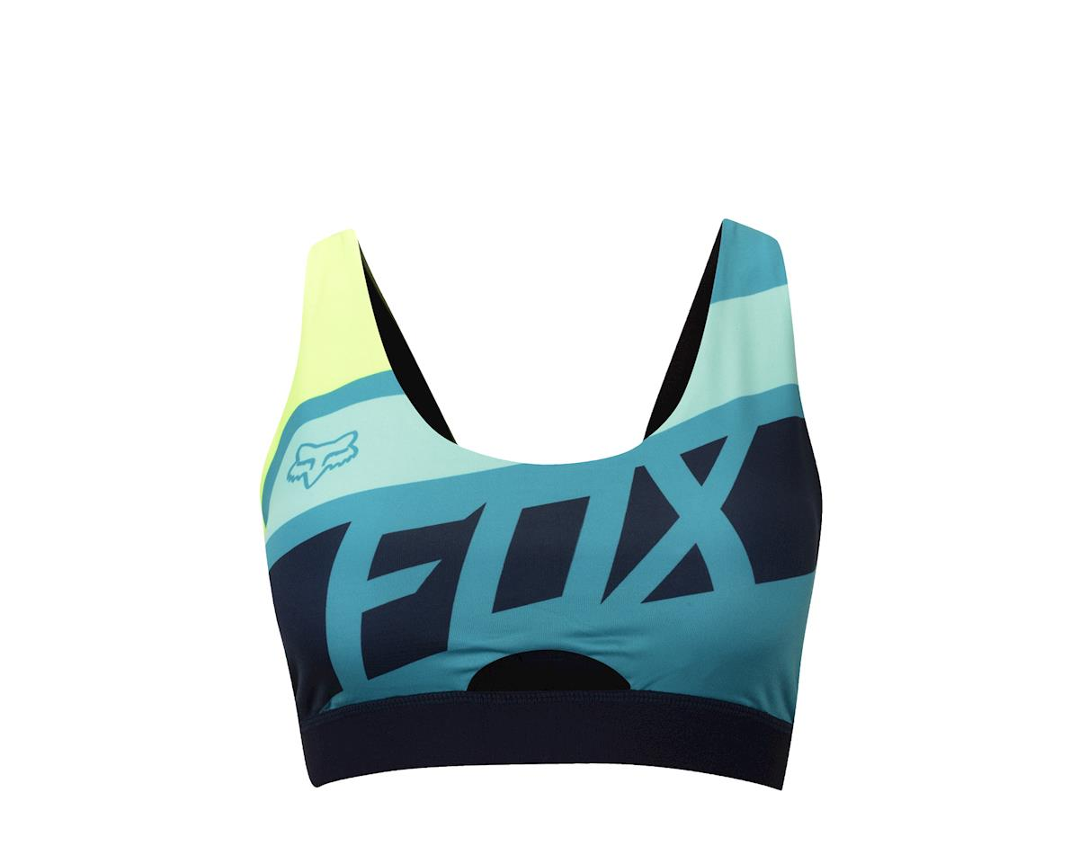 Fox Women's Seca Sports Bra (Teal Bl)