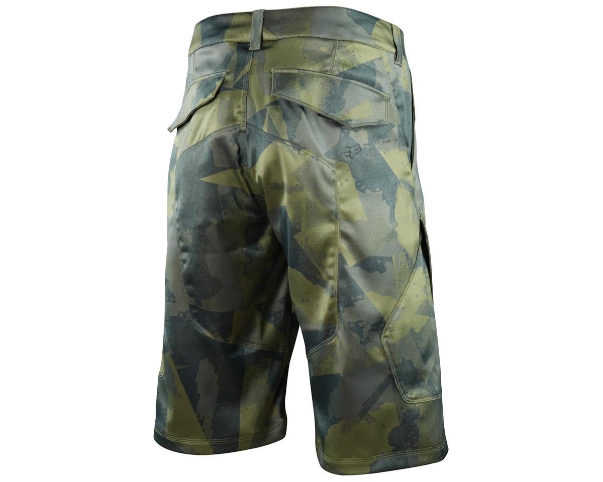 Fox Sergeant Bike Shorts (Olive Camo) (32)