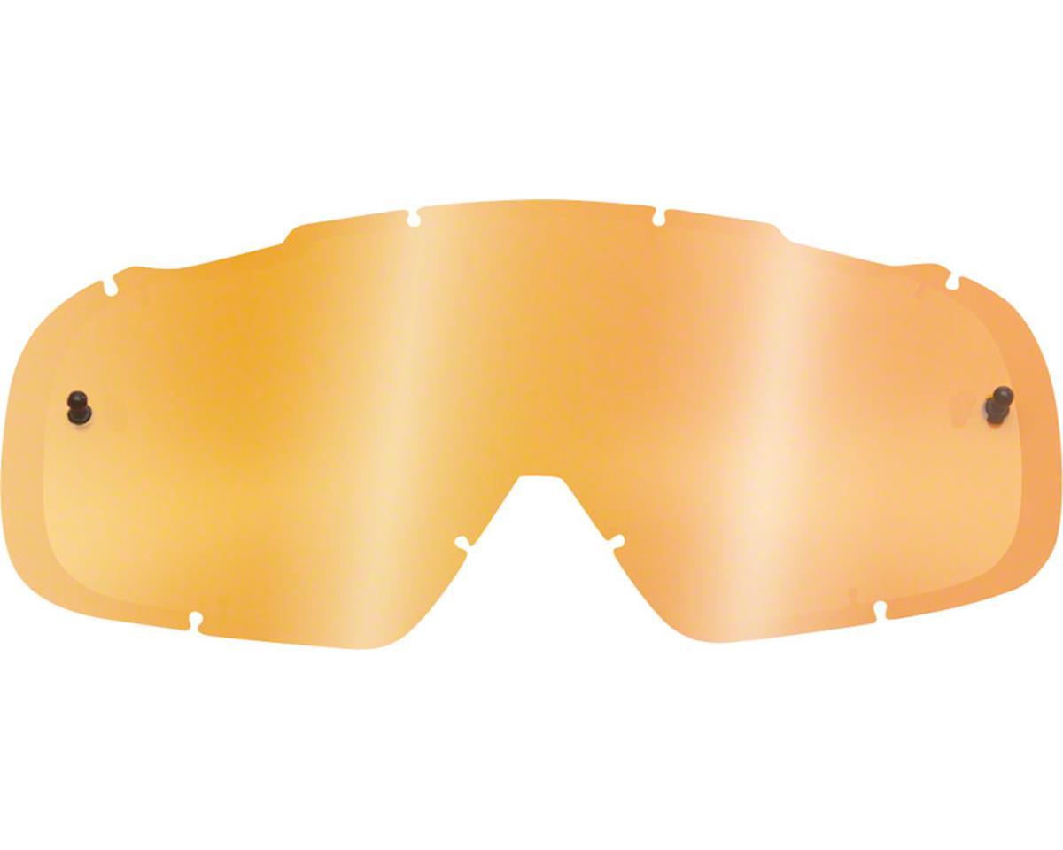 Fox Racing Main Replacement Lens (Dual Pane Orange)
