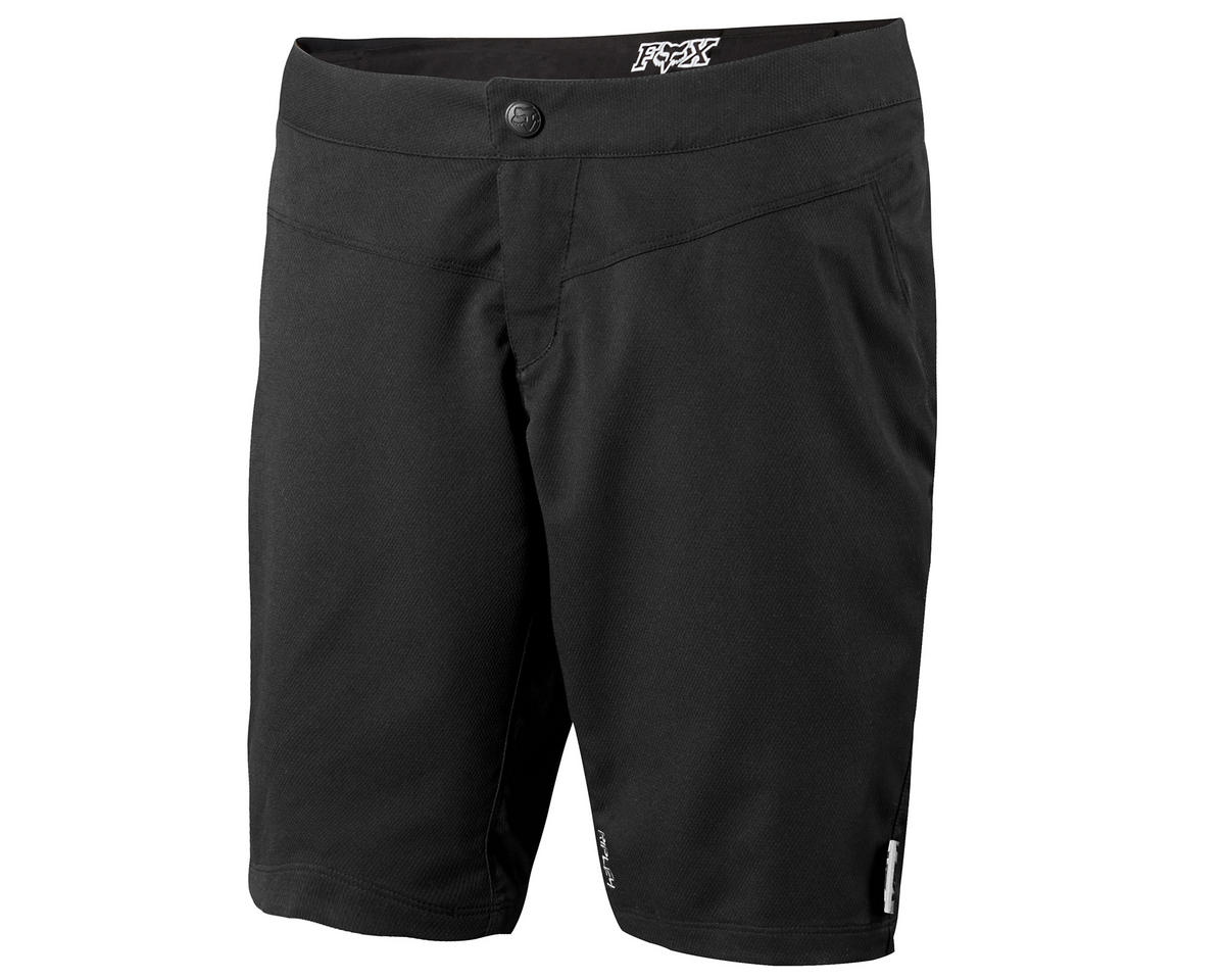 Fox Ripley Women's Bike Shorts (Black/Pink) (M)