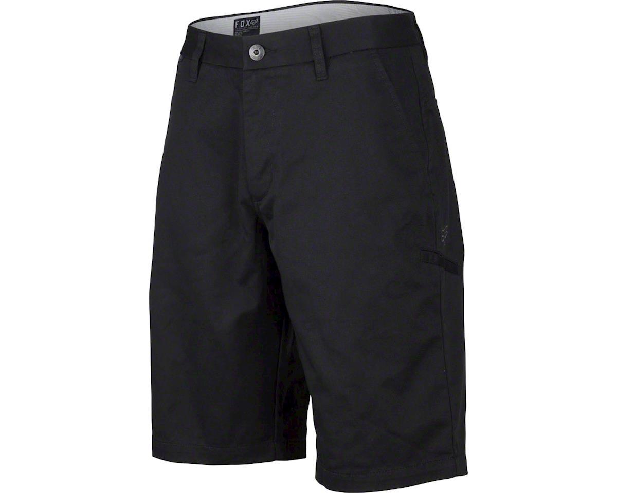 Racing Essex Short: Black