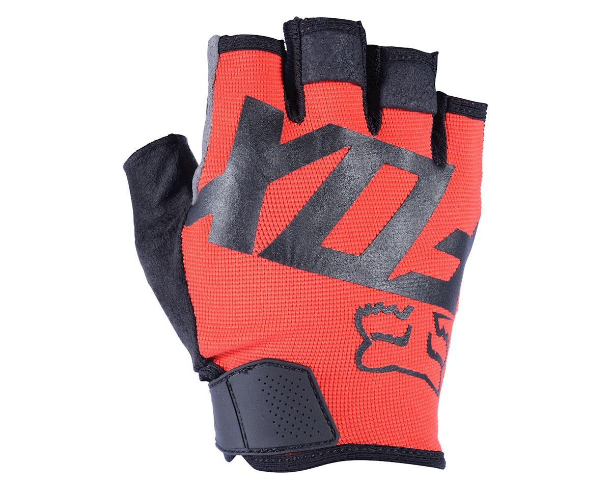Fox Racing Ranger Short Finger Gloves (Red)