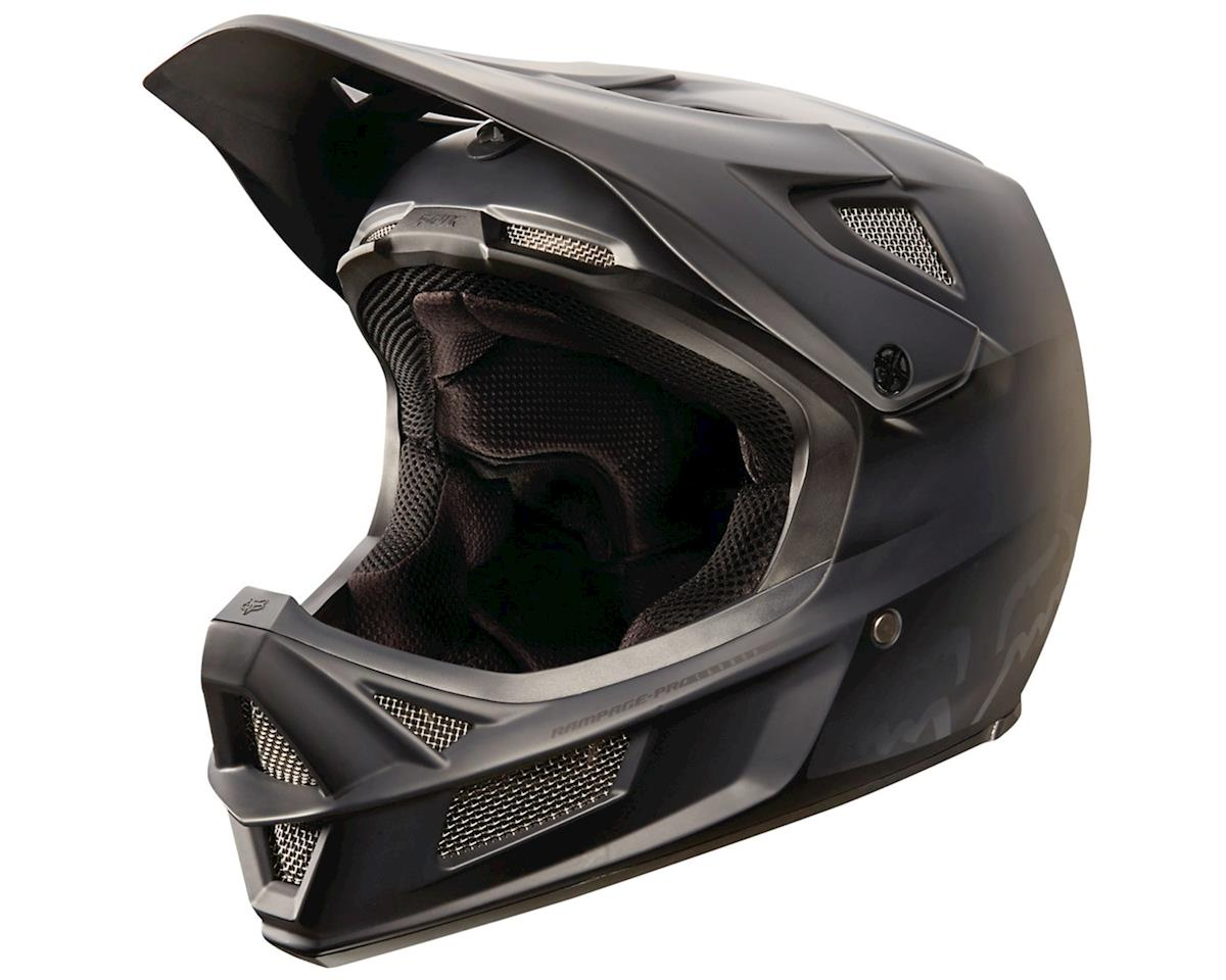 Fox Racing Rampage Pro Carbon Full Face Helmet (Preest Yellow/Black)