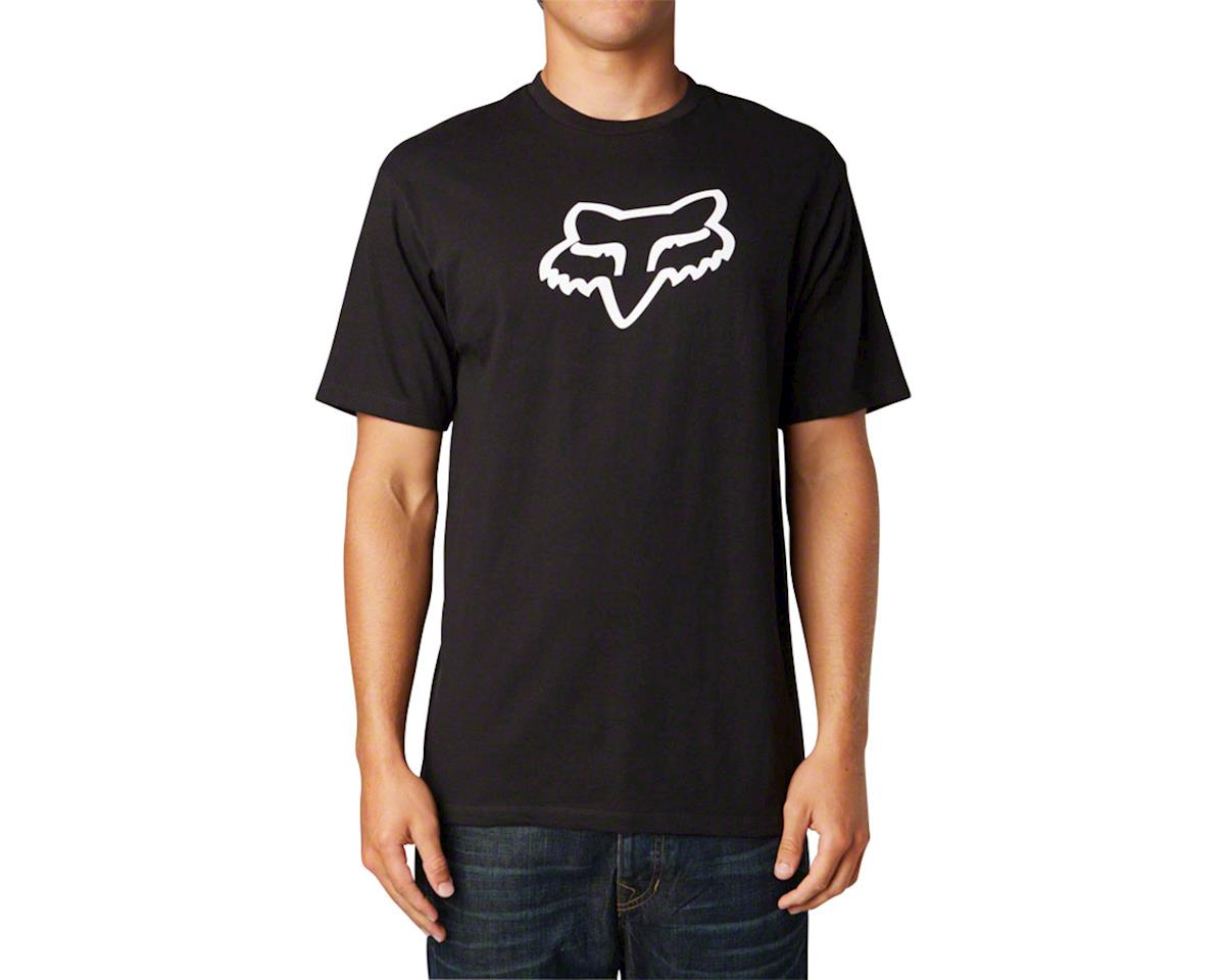 Fox Racing Legacy Fox Head Short Sleeve T-Shirt (Black)