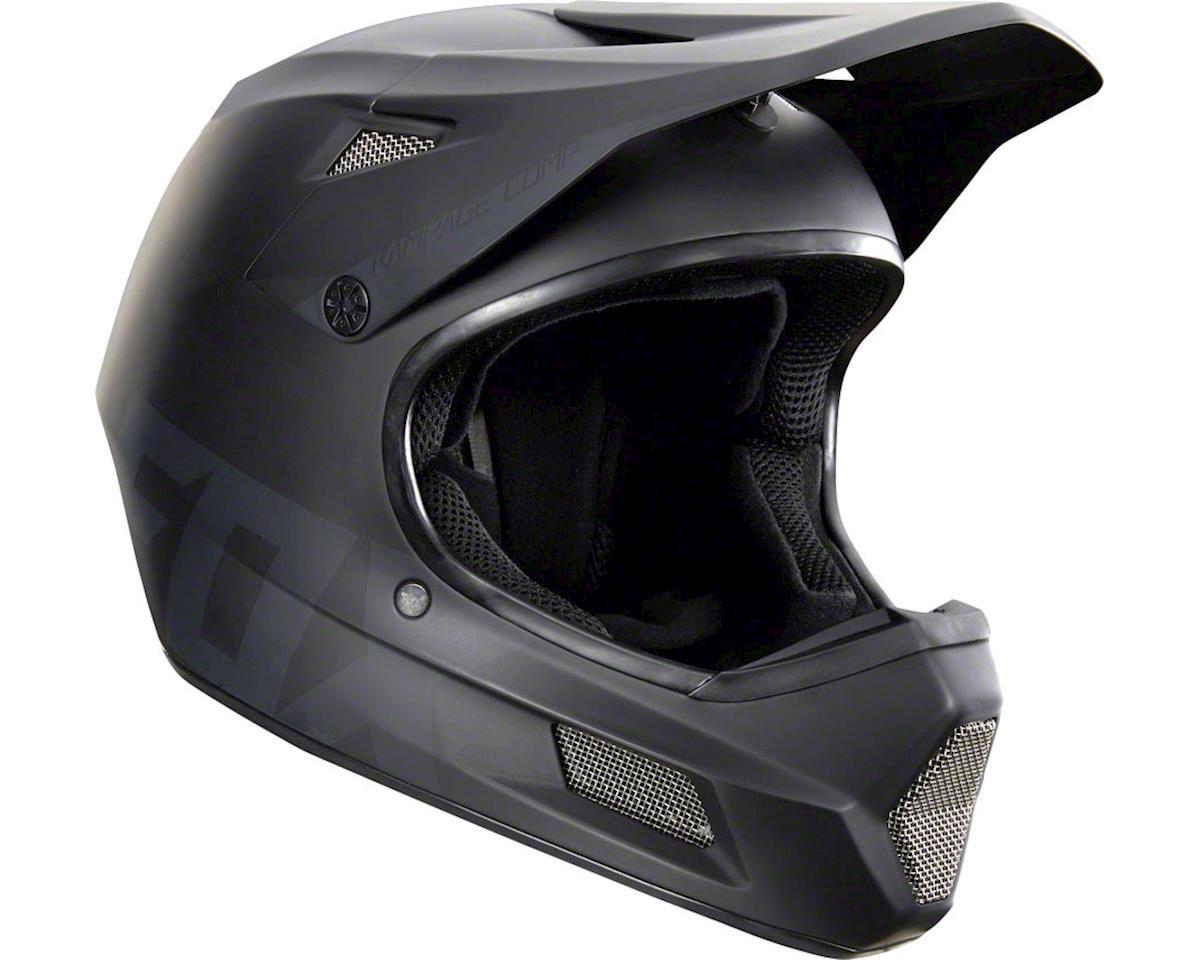 Fox Racing Rampage Comp Helmet (Black) (M)