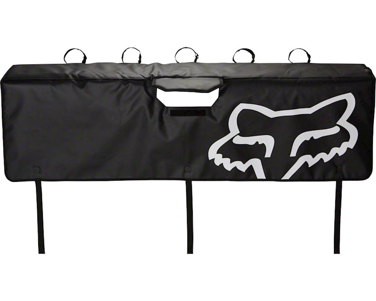 Racing Tailgate Cover (Black) (Small)