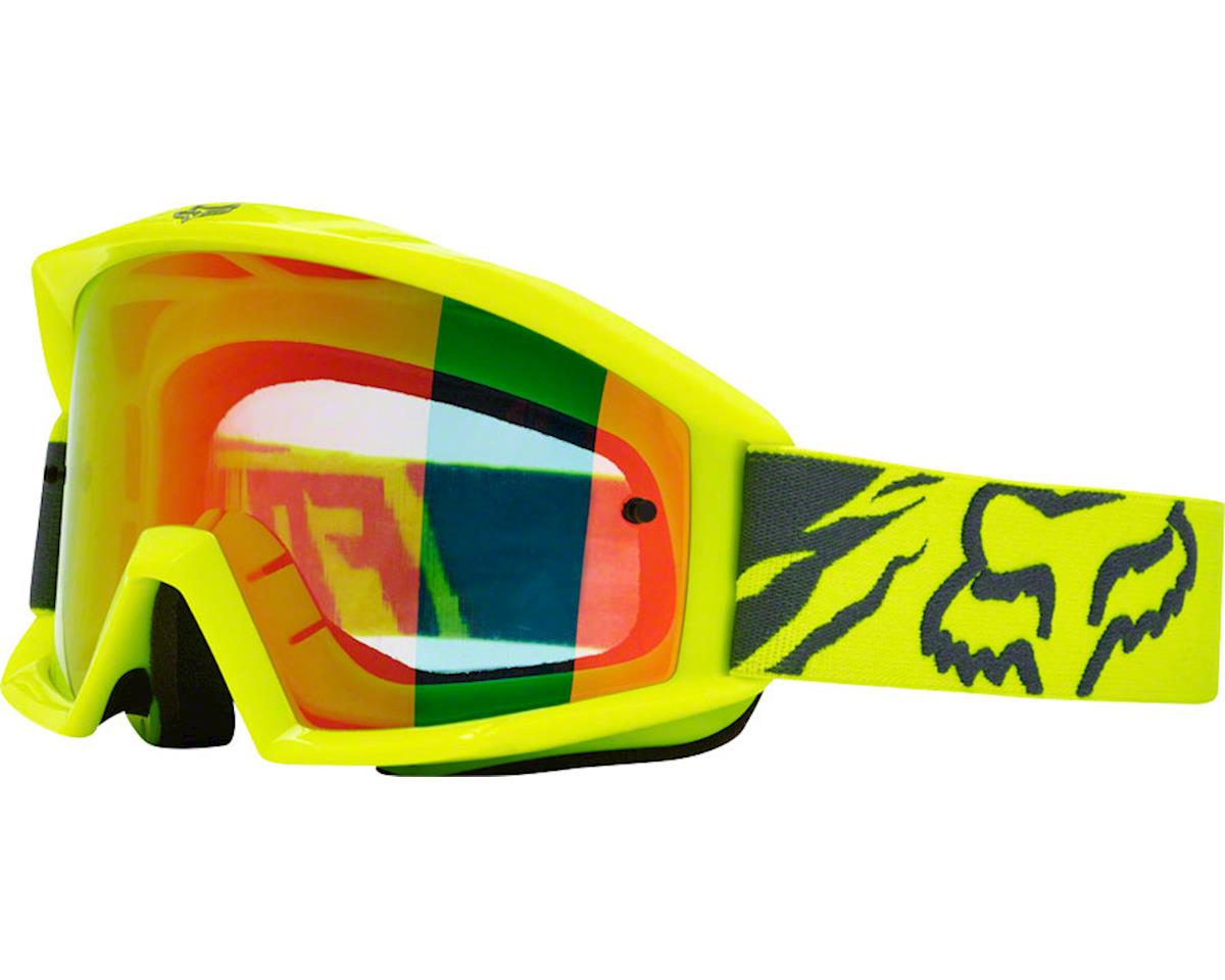 Fox Racing Main Goggle (Race Yellow)
