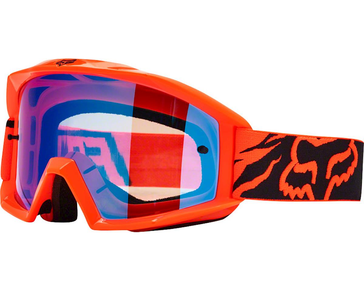 Racing Main Goggle (Race Orange)
