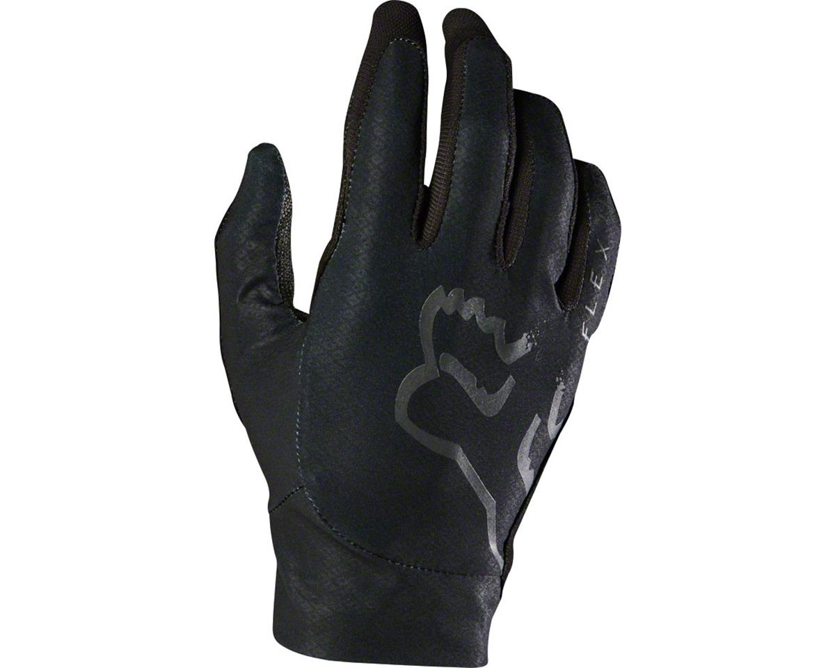 Fox Racing Flexair Men's Full Finger Glove (Black) (M)