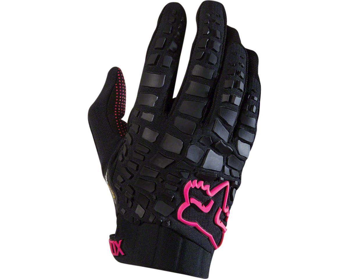 Fox Racing Sidewinder Women's Full Finger Glove (Black) (L)