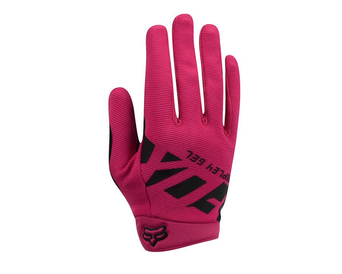 Fox Women's Ripley Gel Gloves (Blue) (Medium)