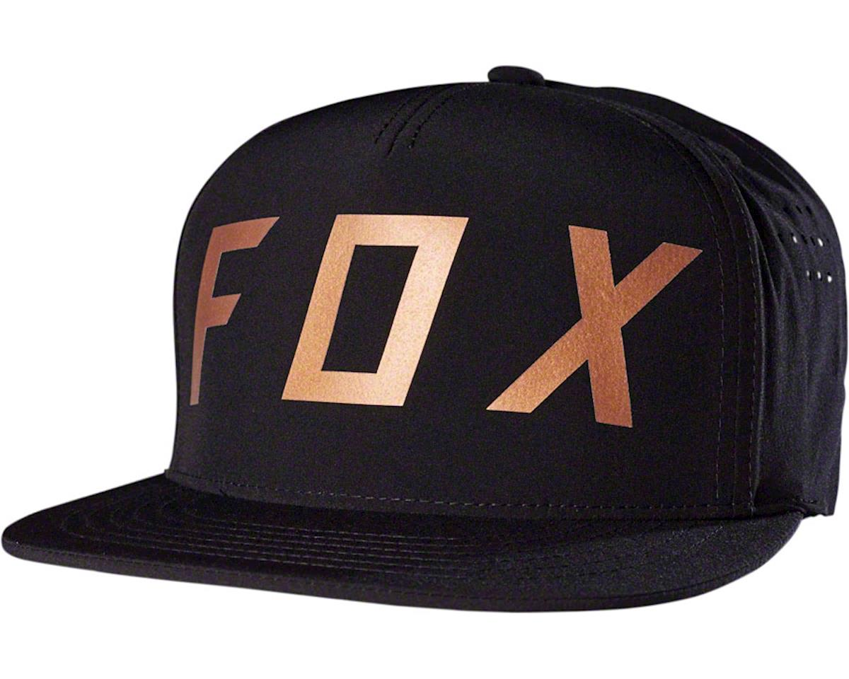 Fox Racing Moth Men's Snapback Hat (Black)