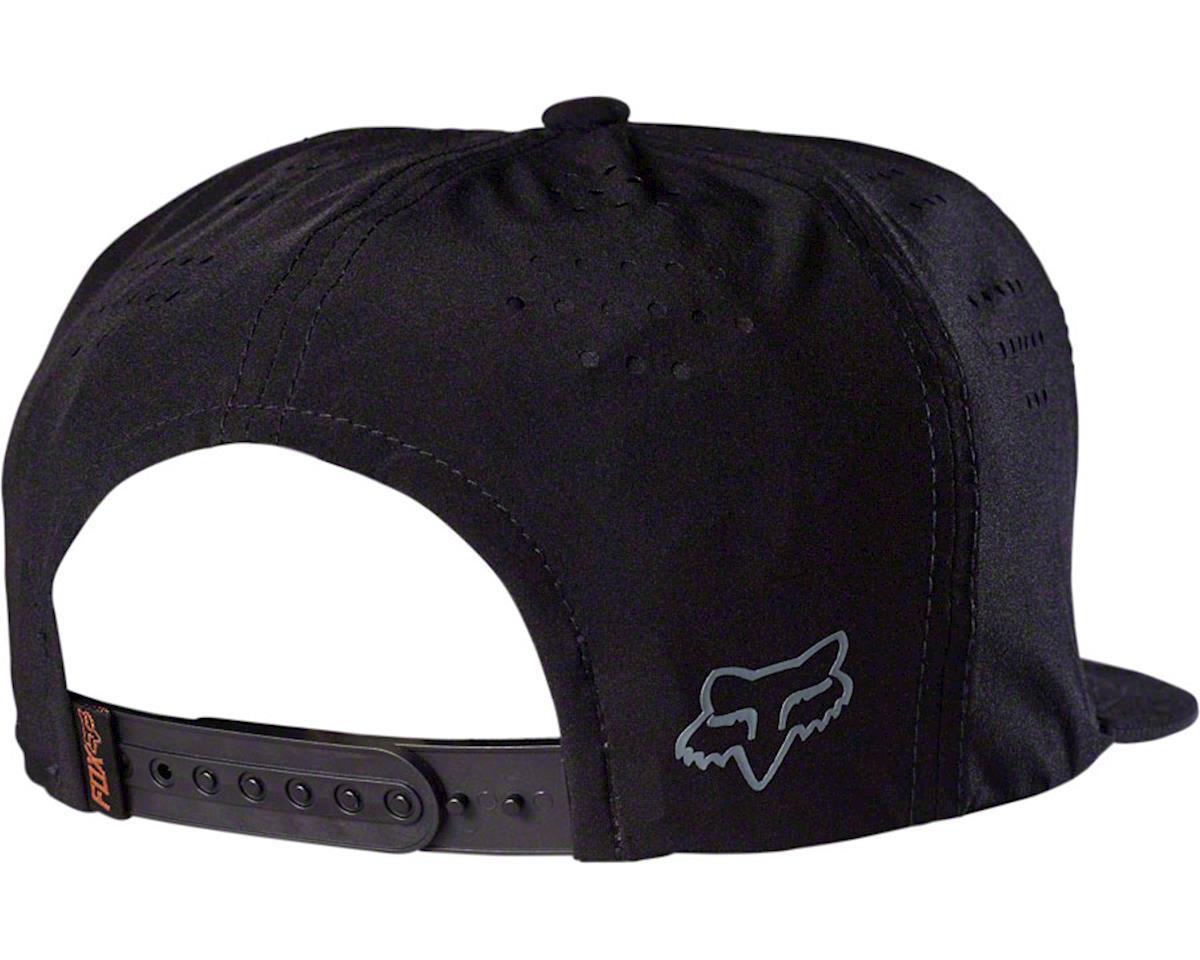a00f838e91feb Fox Racing Moth Men s Snapback Hat (Black)  18758-001-OS