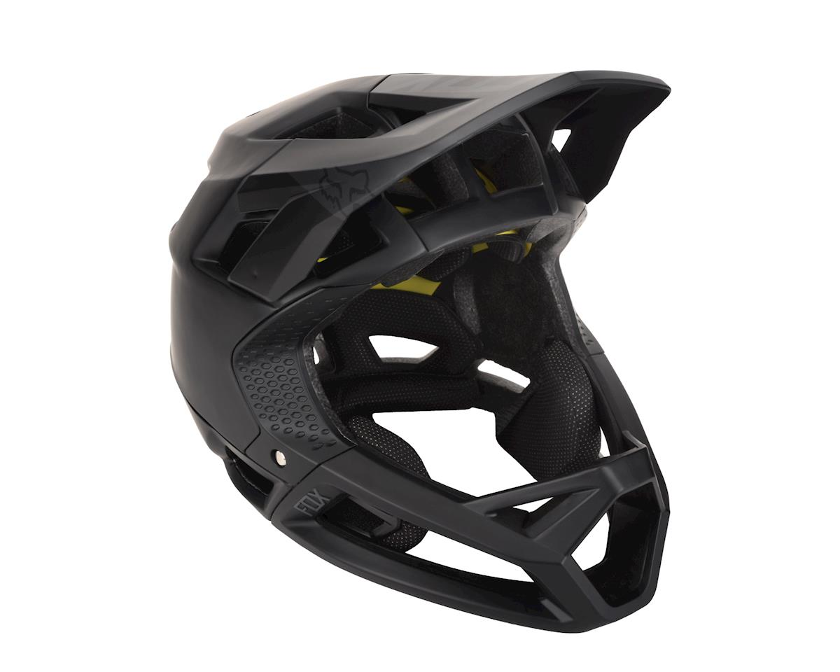 Racing Proframe Full Face Helmet (Matte Black)