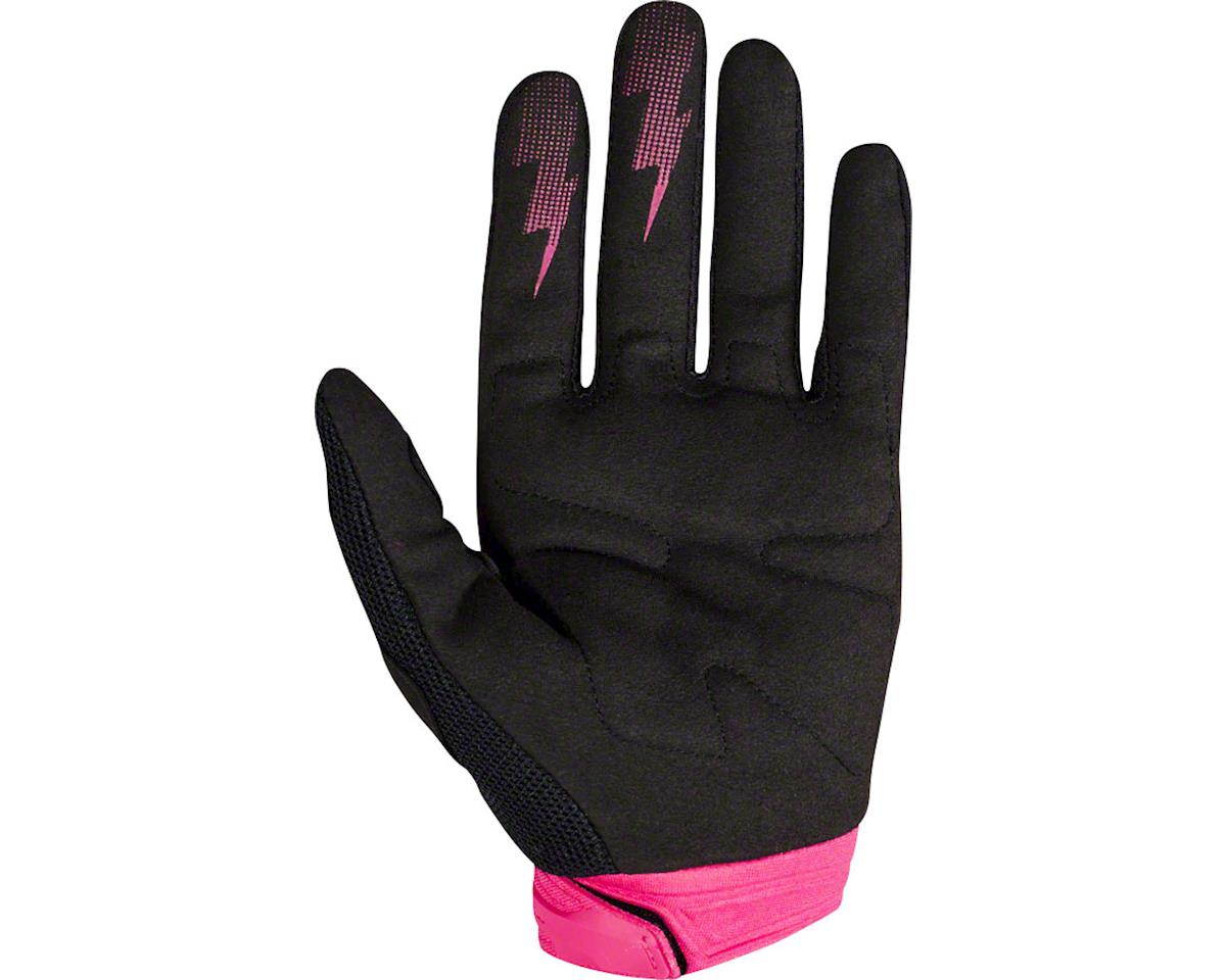 Fox Racing Dirtpaw Men's Full Finger Glove (Black/Pink) (2XL)