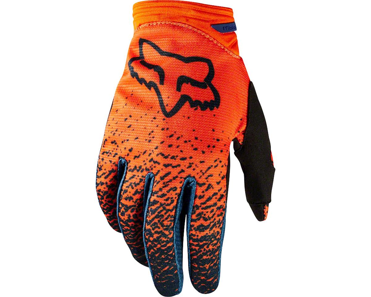 Fox Racing Dirtpaw Women's Full Finger Glove (Gray/Orange) (L)