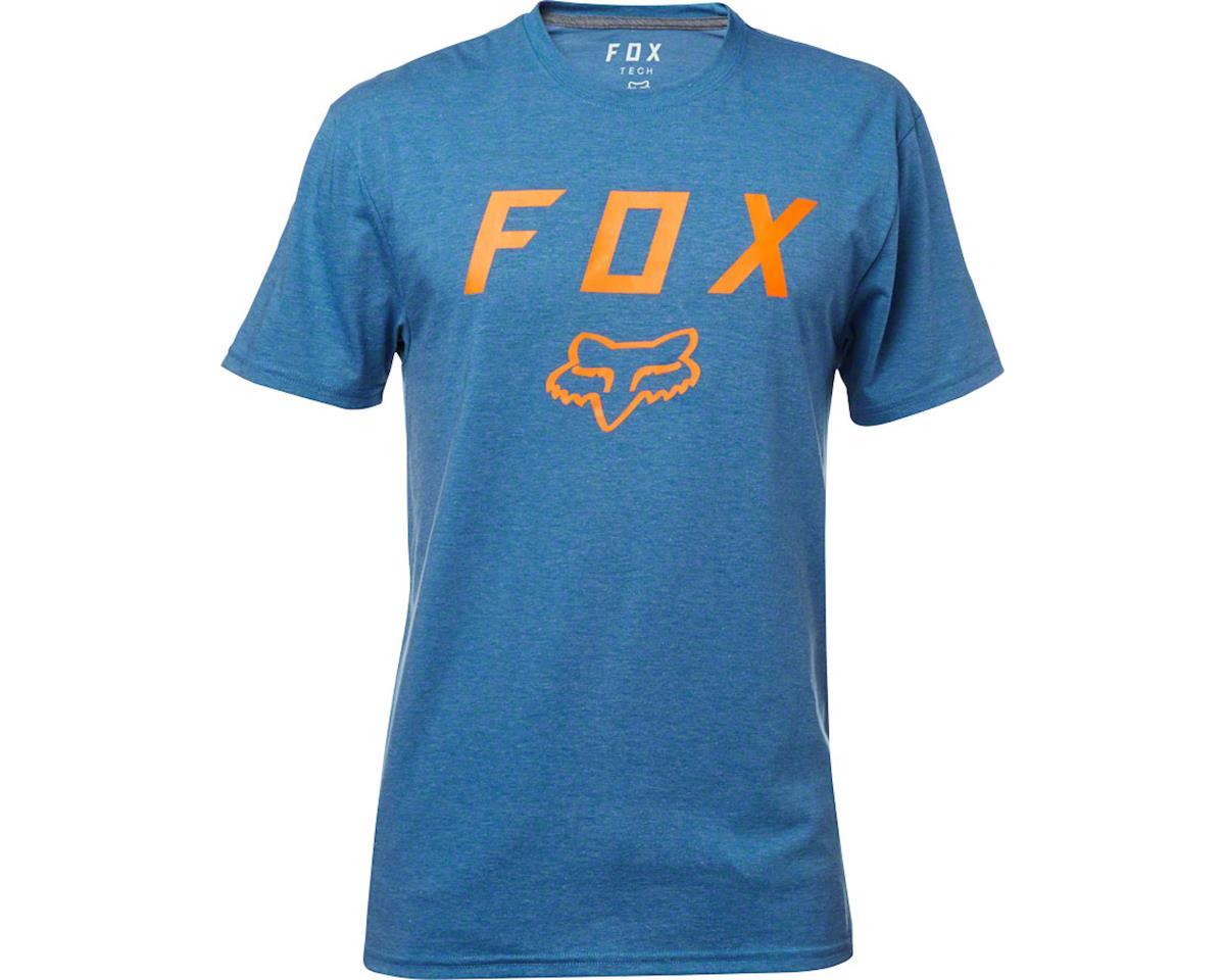 Fox Racing Dusty Trails Men's Short Sleeve Tech Tee: Black XL