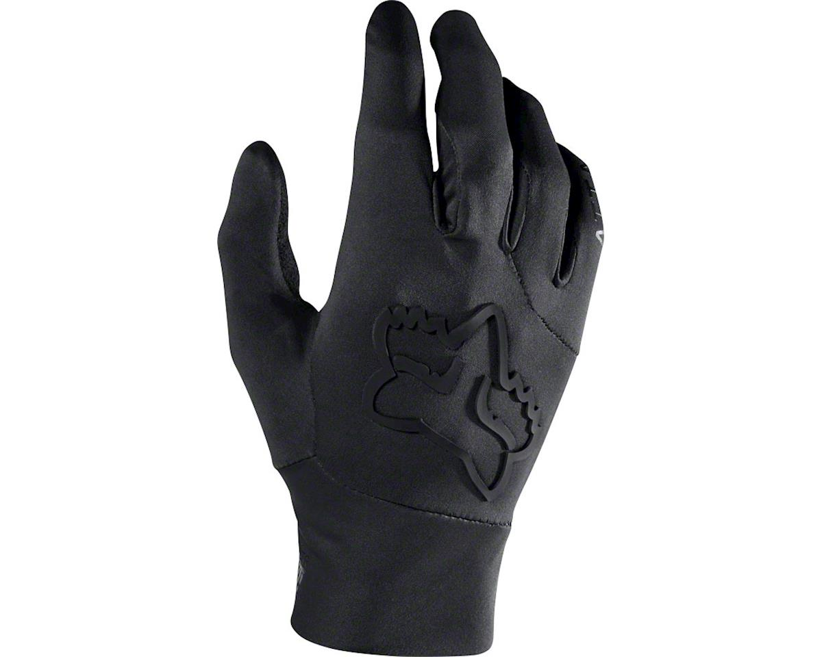 Fox Racing Attack Water Men's Full Finger Glove (Black) (S)
