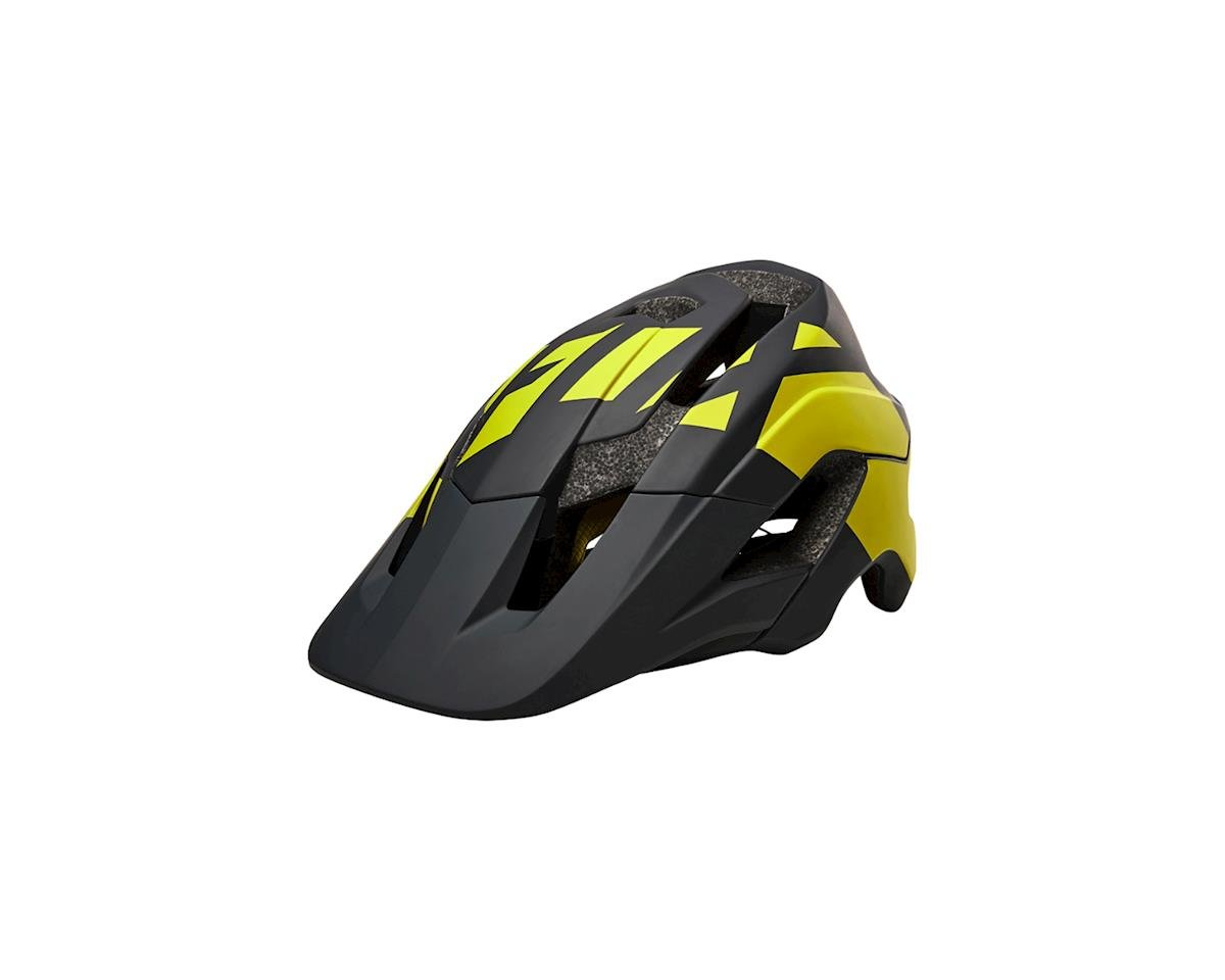 Fox Racing Metah Tresh Helmet (Black/Yellow) (XS/S)