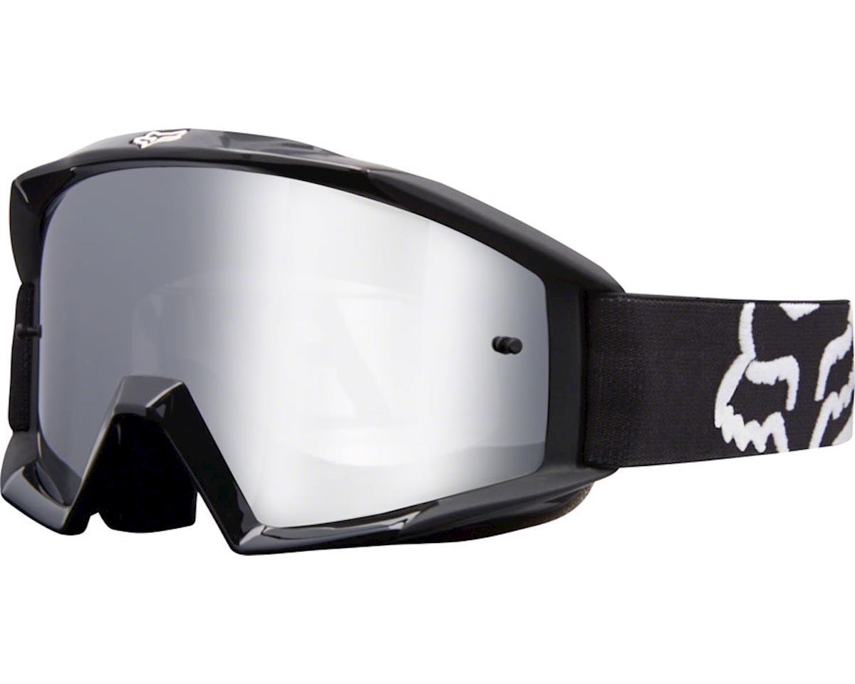 Fox Racing Main Goggle: Race Black One Size