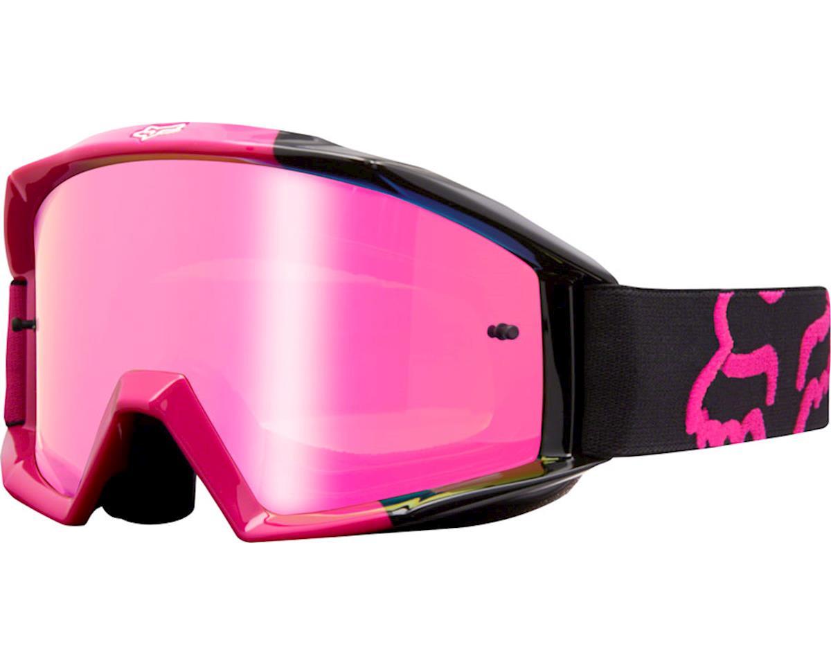 Fox Racing Main Goggle: Master Black One Size