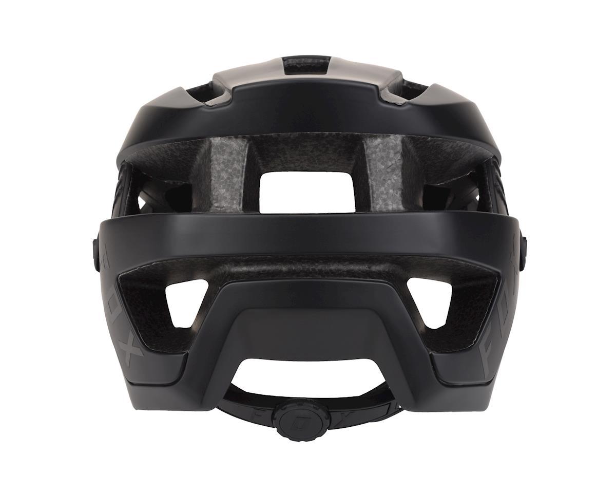 Fox Racing Flux Helmet (Black) (S/M)