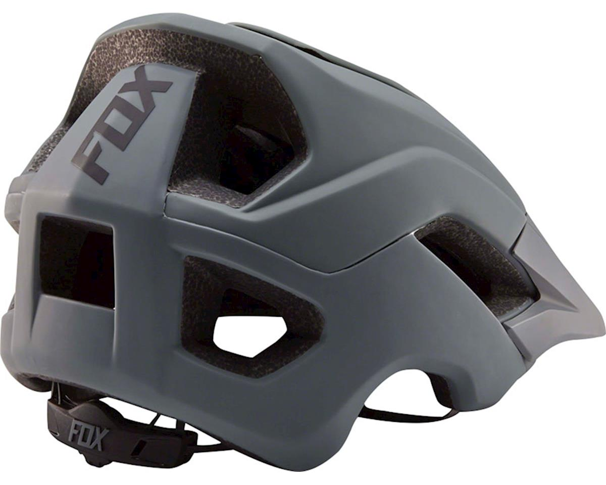 Image 2 for Fox Racing Metah Helmet (Grey)