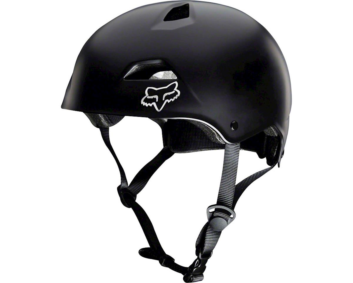 Fox Racing Flight Sport Helmet (Black) (S)