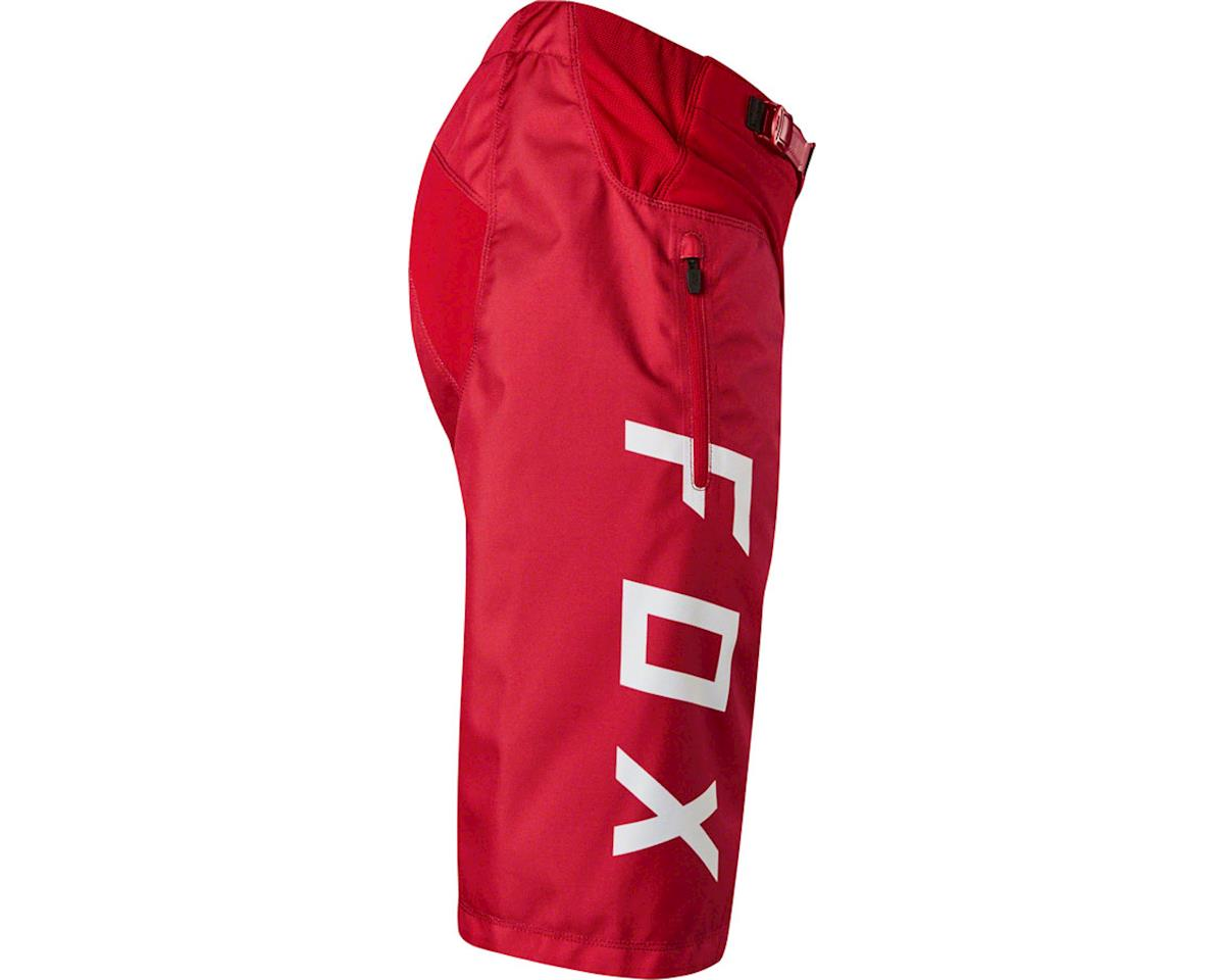 Fox Racing Demo Shorts (Bright Red) (36)