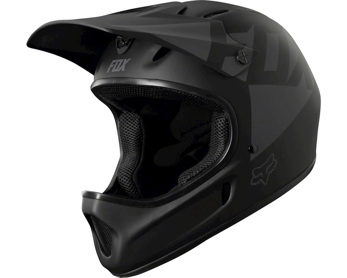 Fox Racing Rampage Full Face Helmet (Landi Black)