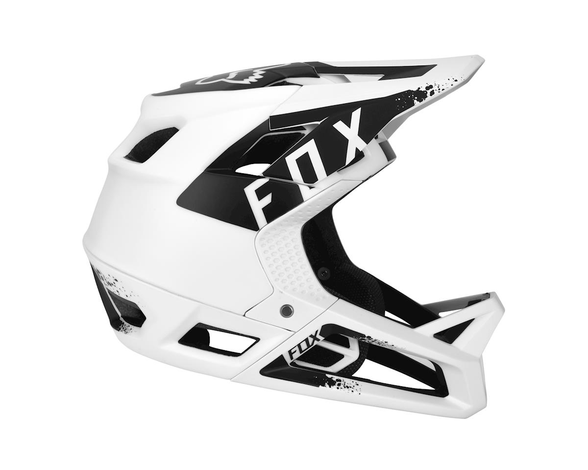 Fox Racing Proframe Full Face Helmet (Mink White)