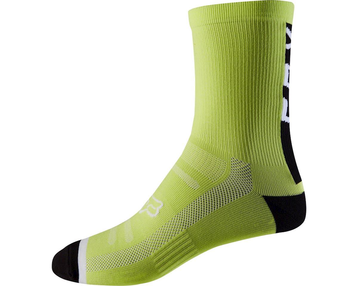 "Fox Racing Trail 8"" Sock (Yellow/Black)"