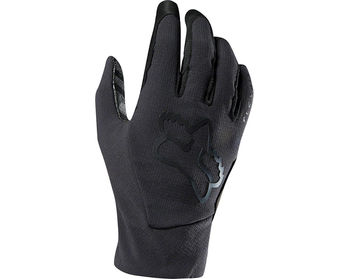 Fox Racing Flexair Men's Full Finger Glove (Black) (S)
