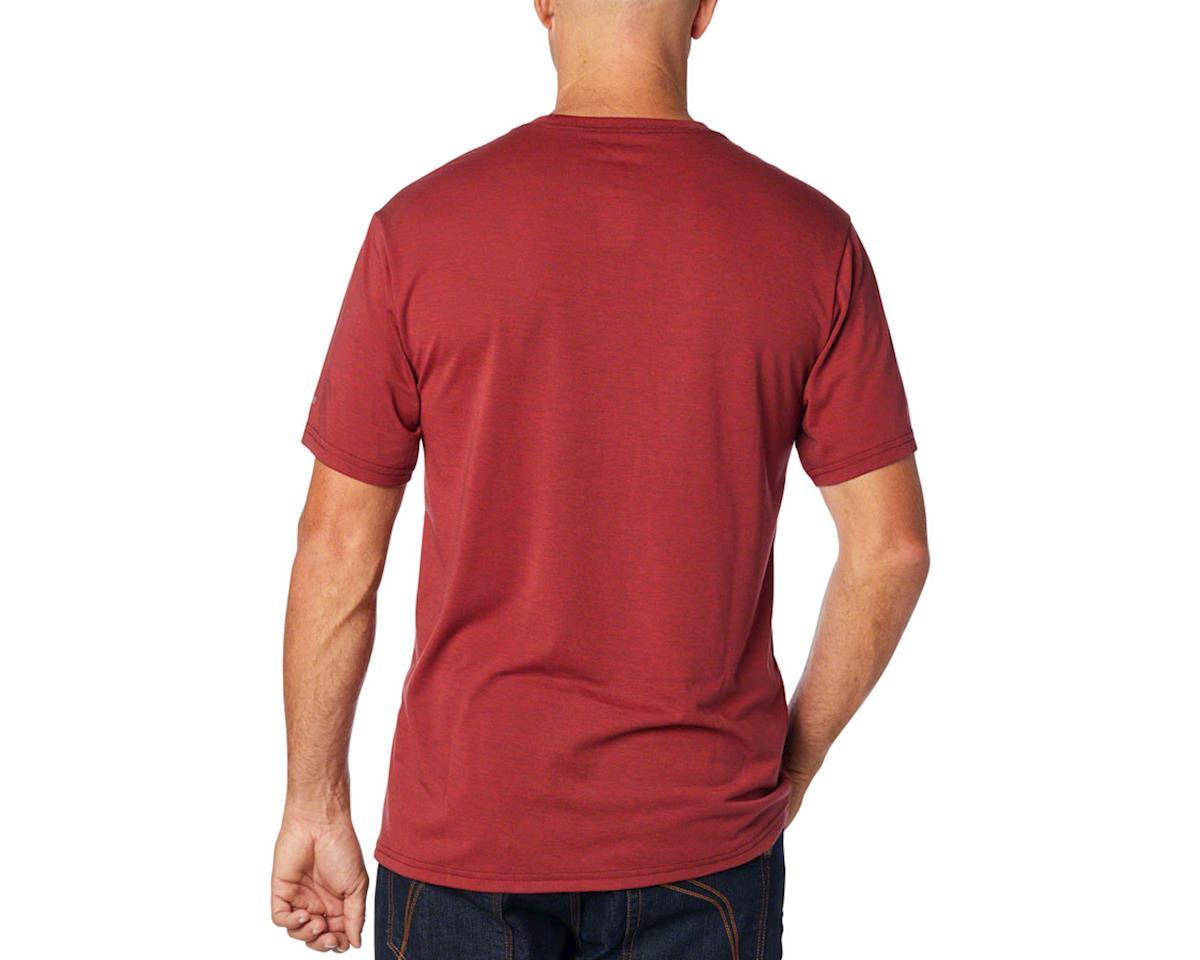 Fox Racing Tournament Men's Short Sleeve Tech Tee (Red)