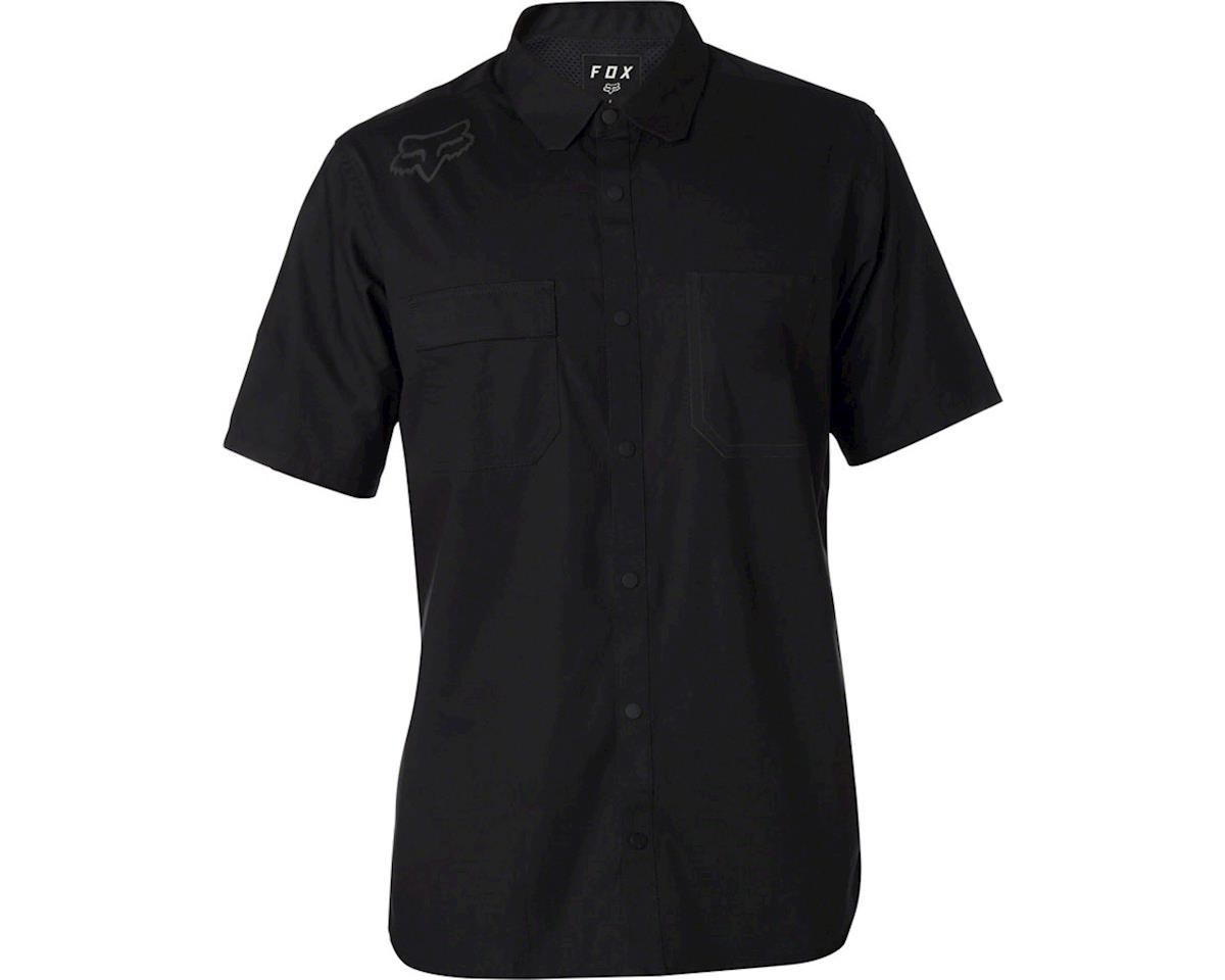 Fox Racing Redplate Flexair Work Shirt (Black)