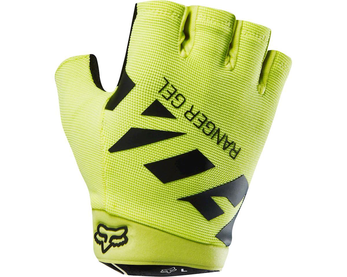 Fox Racing Ranger Men's Short Finger Glove (Yellow/Black)