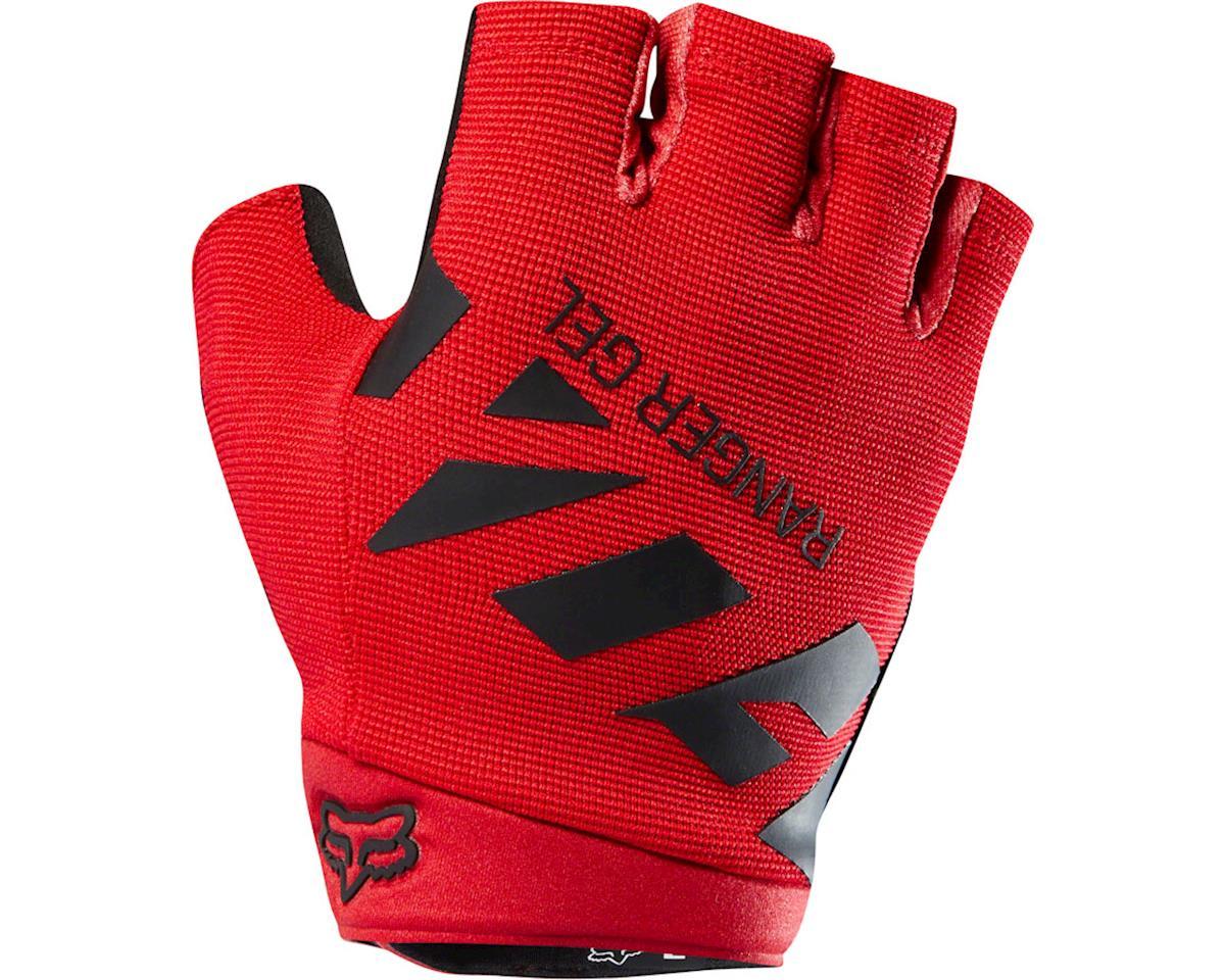 Fox Racing Ranger Men's Short Finger Glove (Bright/Red)