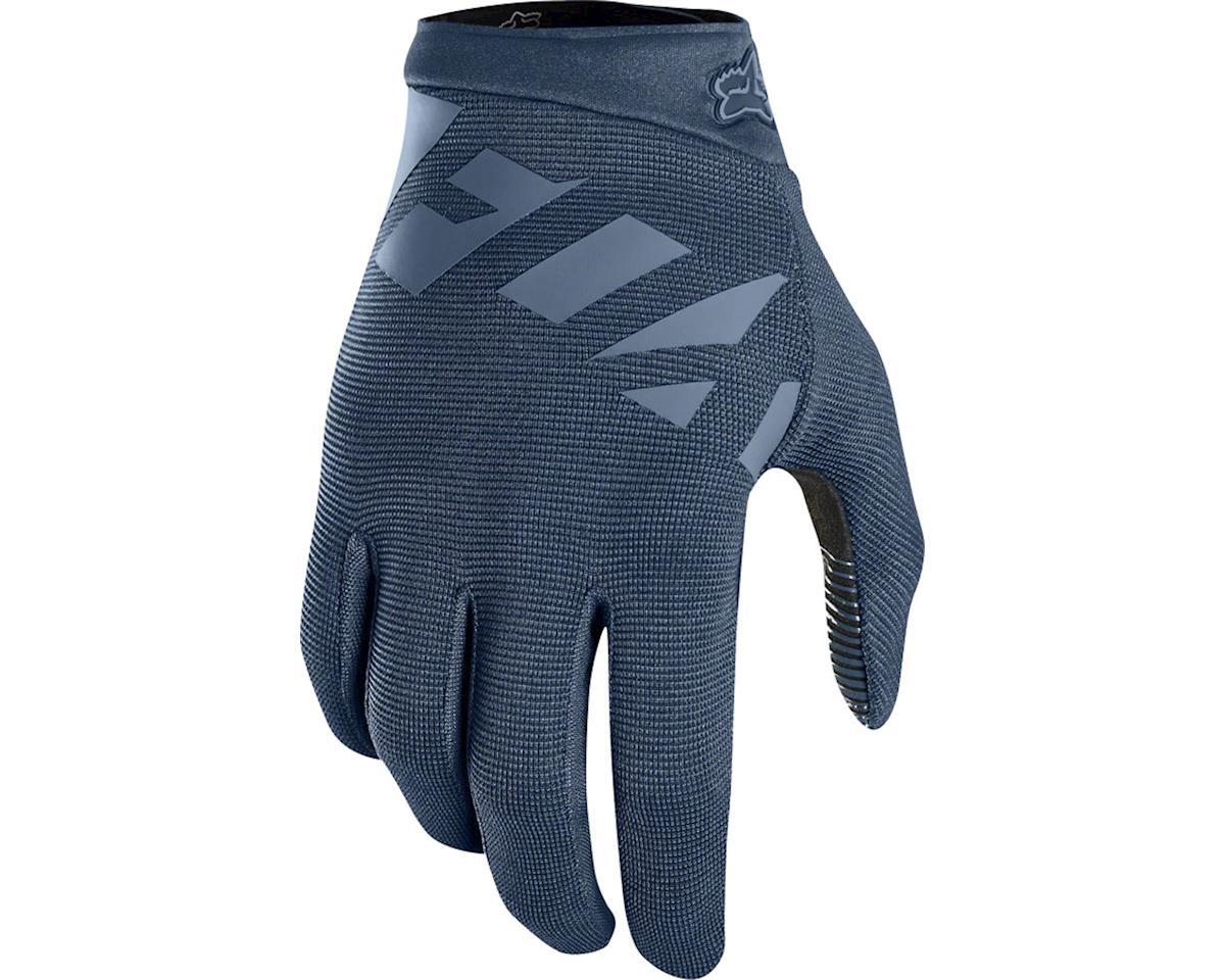 Fox Racing Ranger Men's Full Finger Glove (Midnight Blue) (L)