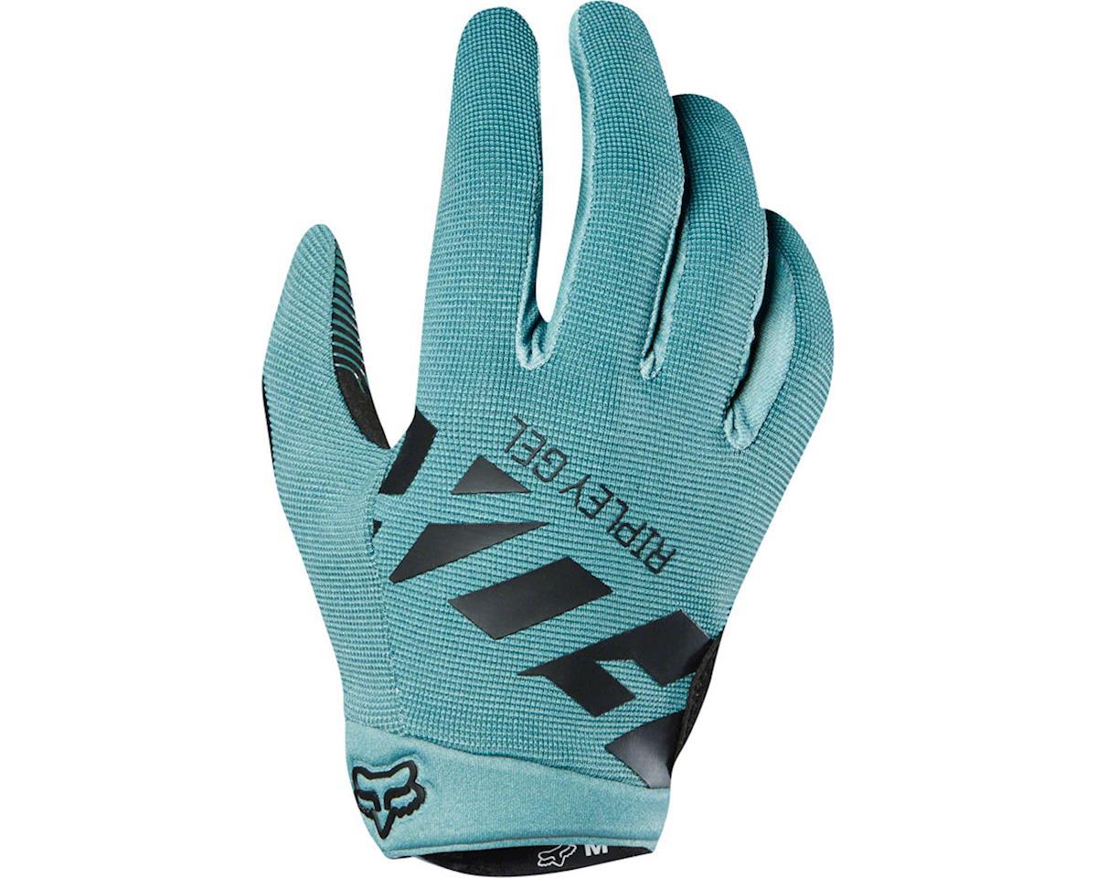 Fox Racing Ripley Gel Women's Full Finger Glove (Pine Green)