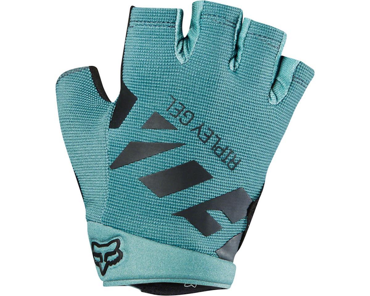 Fox Racing Ripley Gel Women's Short Finger Glove (Pine Green)