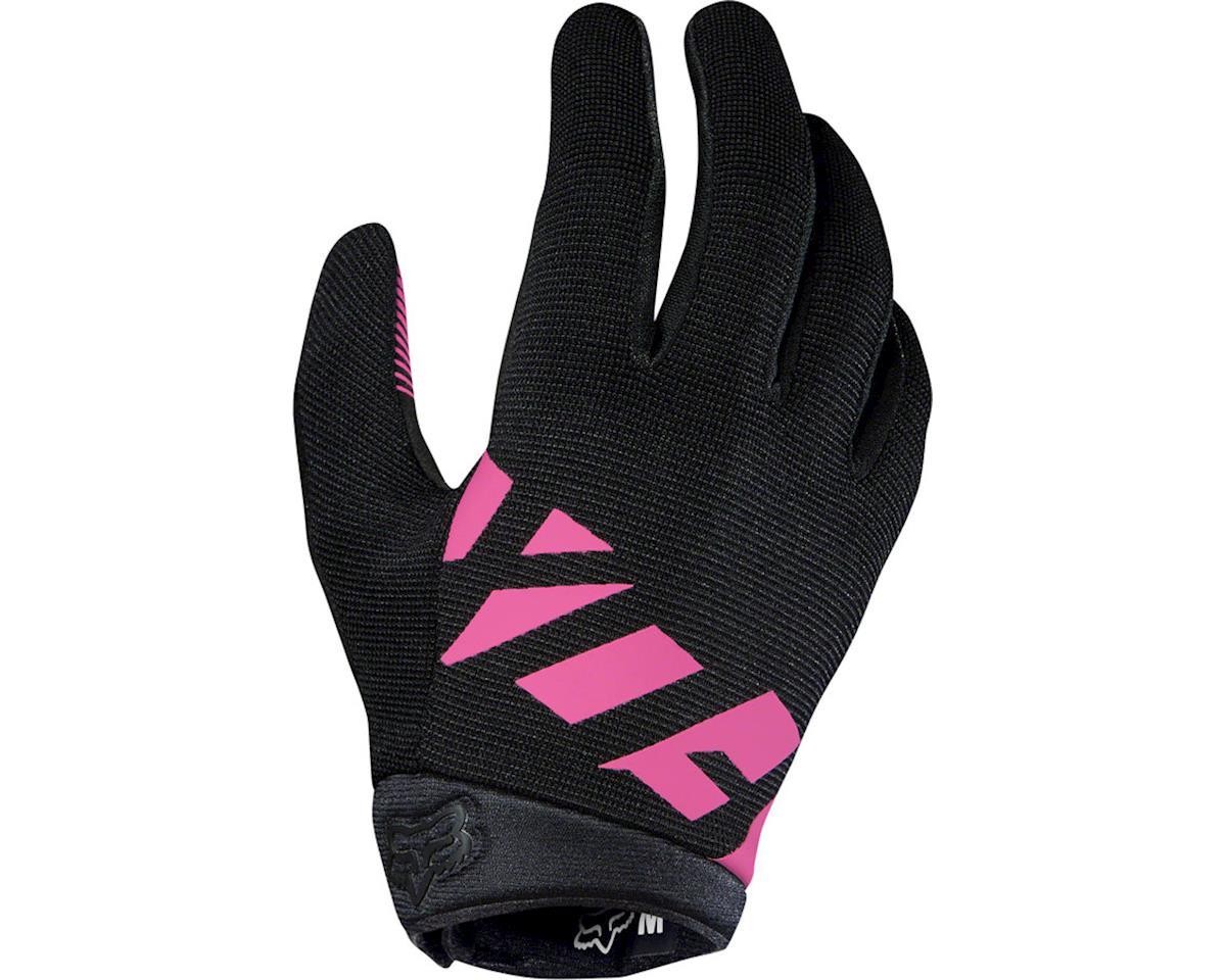 Fox Racing Ripley Women's Full Finger Glove (Lilac Black)