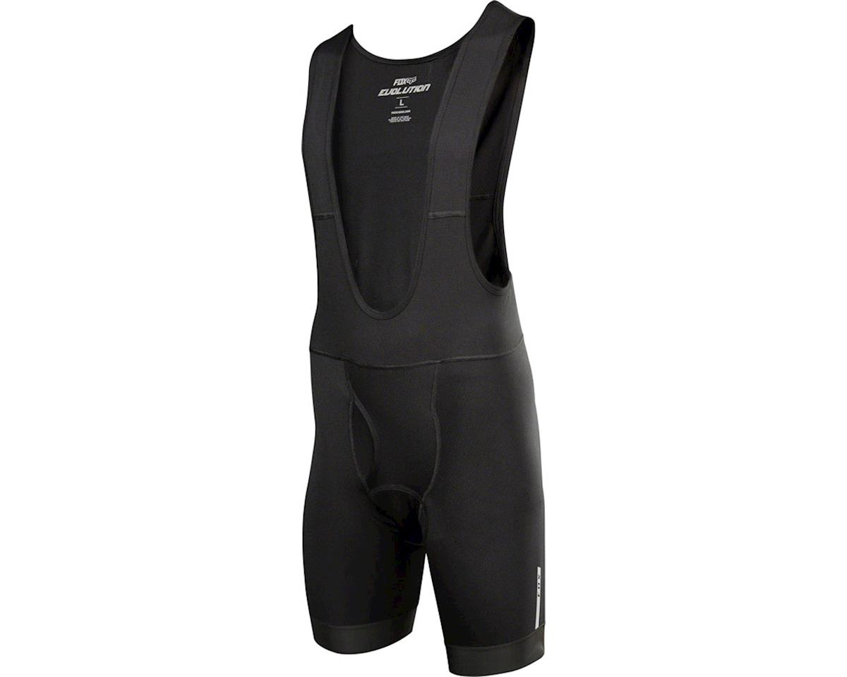 Fox Racing Evolution Sport Men's Bib Liner Short (Black)
