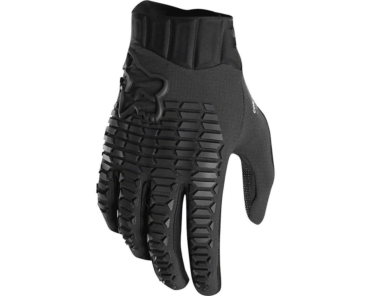 Fox Racing Sidewinder Men's Full Finger Glove (Black/Black)